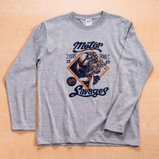 Shikon® Motor Savages ロングTシャツ 5,280円(税抜)