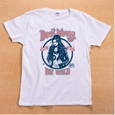Shikon® Be Wild / Sayuri Tシャツ 3,980円(税抜)