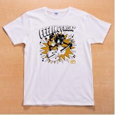 Shikon® Feeling Frisky/SamCat Tシャツ 3,980円(税抜)
