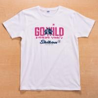Shikon® Go Wild/Paddy Tシャツ 3,980円(税込4,378円)
