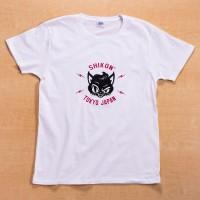 Shikon® Tokyo/Sam Cat Tシャツ 3,980円(税込4,378円)