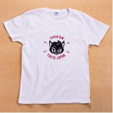 Shikon® Tokyo/Sam Cat Tシャツ 3,980円(税抜)