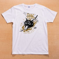 Shikon® Stay sharp/Sam Tシャツ 3,980円(税抜)