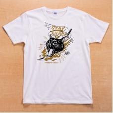 Shikon® Stay sharp/Sam Tシャツ 3,980円(税抜)
