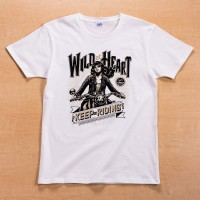 Shikon® Wild at Heart /Biker Girl Tシャツ 3,980円(税抜)