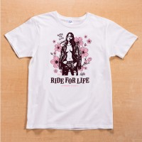 Shikon® Ride to live/Kana Tシャツ 3,980円(税抜)