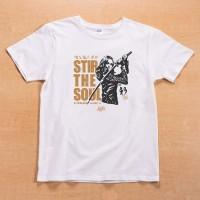 Shikon® Stir The Soul/斬 T-shirt 3,980円(税込4,378円)