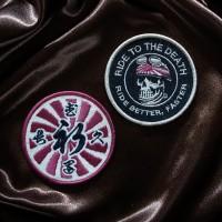 Shikon® 刺繍ワッペンF/2枚セット 2,980円(税込3,278円)