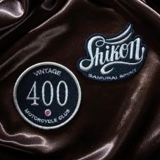 Shikon® 刺繍ワッペン400H/2枚セット 2,980円(税抜)