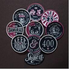 Shikon® 刺繍ワッペン400B/10枚セット 12,871円(税抜)
