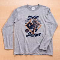 Shikon® Motor Savages Long Sleeve T-Shirt