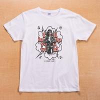 Shikon® Ninja girl/勇猛果敢 T-shirt