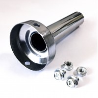 "Inner Silencer ST60 for Shikon® Muffler ""Riot Rod 605"""